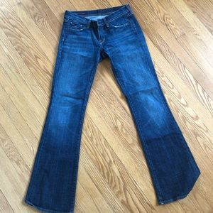 Citizens of Humanity size 28 denim